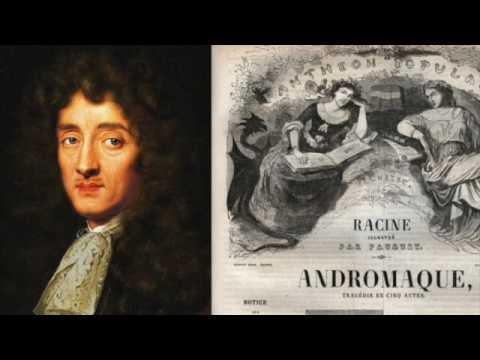 Andromaque de Jean Racine (La Comédie-Française / France Culture)