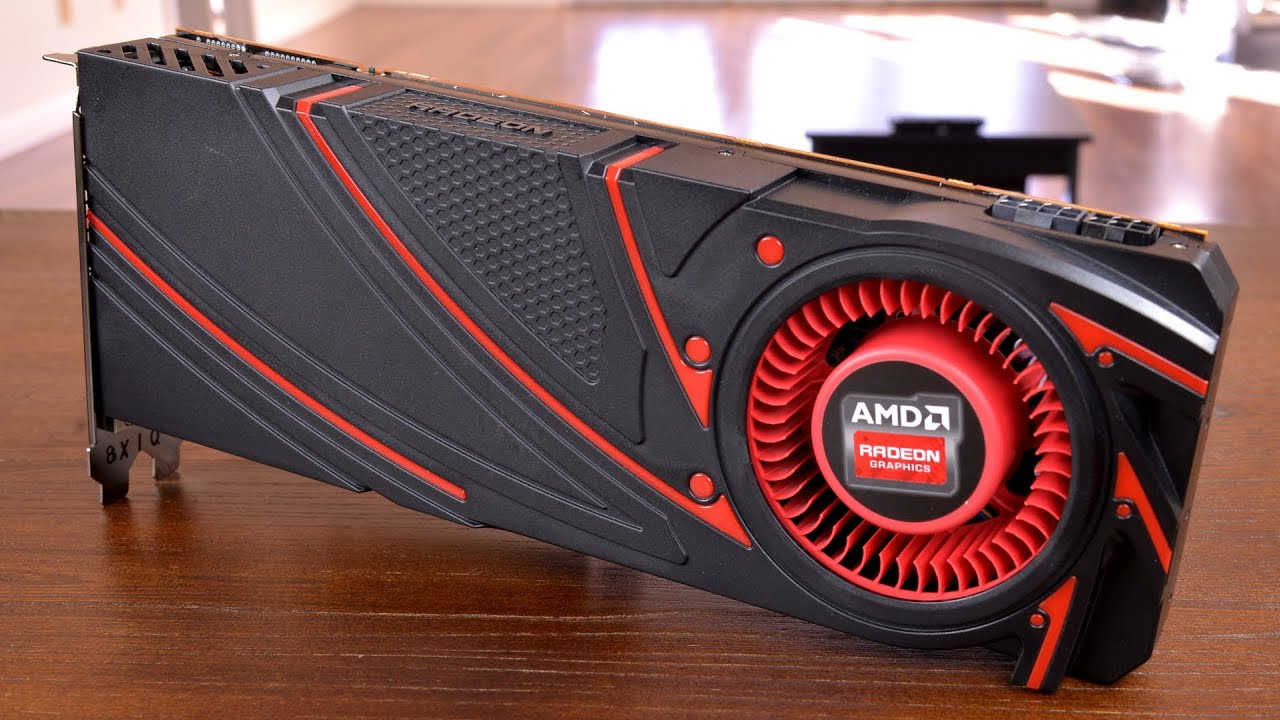 amd radeon r9 290x drivers download