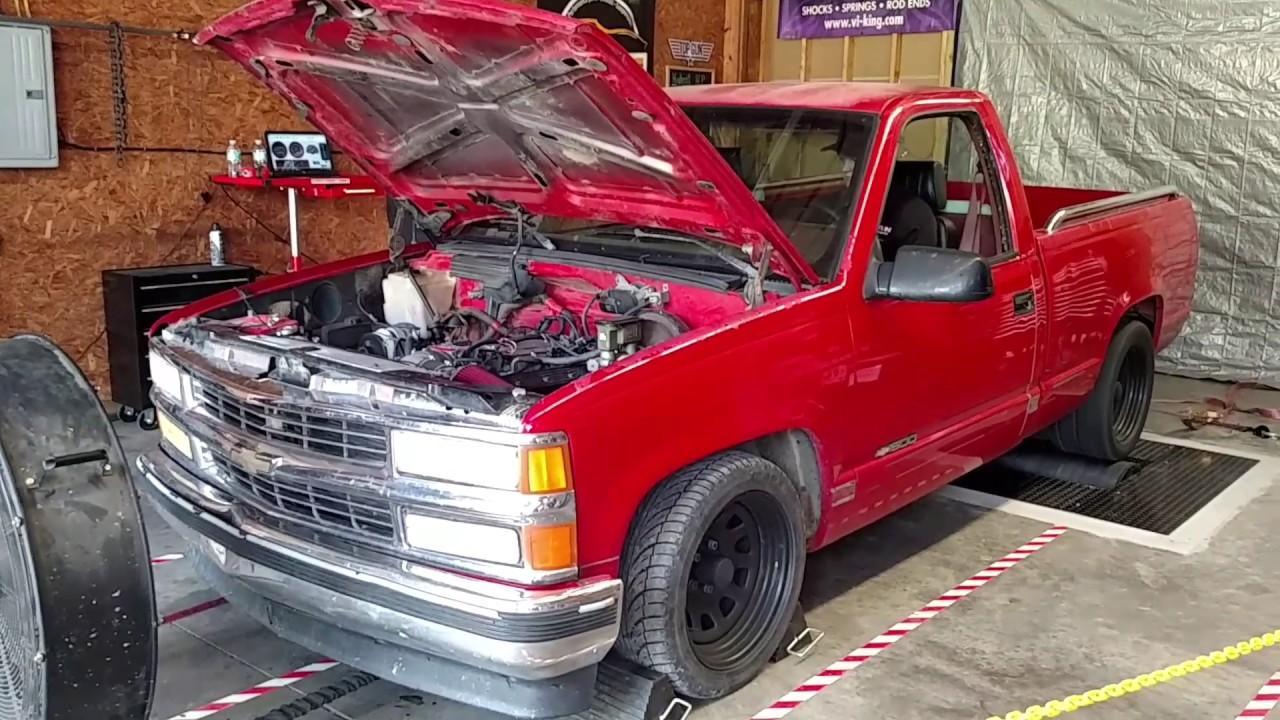 1994 C1500 Cheyenne LT1 dyno pull