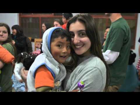 2014 Thayer Academy Senior Project in Peru