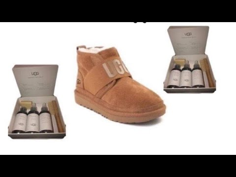 How To Clean Ugg Boots: Using Ugg Care Kit😧