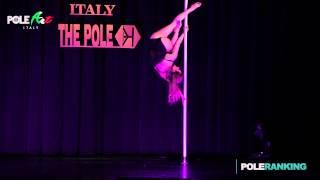 Nana Lou Pole Art Italy 2015 Elite Women
