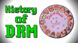 LGR - History of DRM & Copy Protection in Computer Games