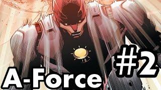 A-Force #2 Recap/Review: A-Force vs. Conflict Resolution