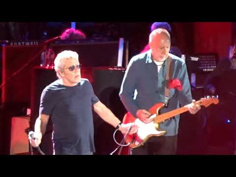 The Who - Concert - Moving On! Tour - Live - Hollywood Bowl - Los Angeles CA - October 13, 2019