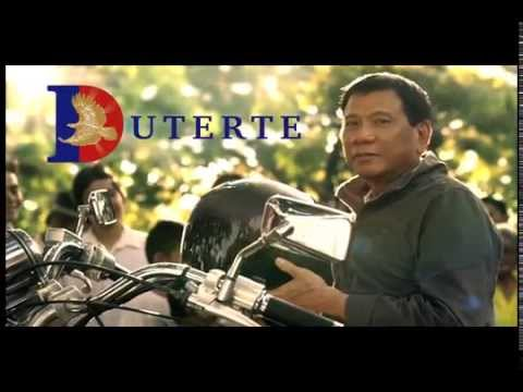 Leaked video of Duterte's campaign ad?
