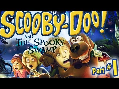 Scooby Doo And The Spooky Swamp Wii Part 1 Go Directly To Jail