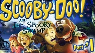 Scooby Doo and the Spooky Swamp (Wii) Part 1: Go Directly to Jail