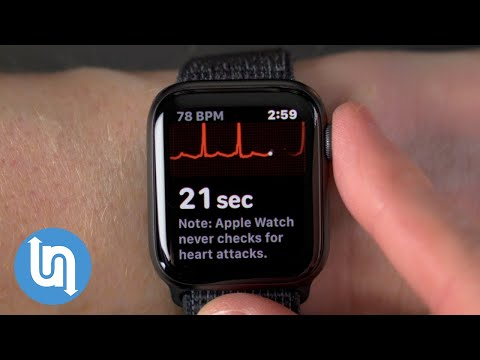 Apple Watch Series 5 - the future of wearable technology in healthcare