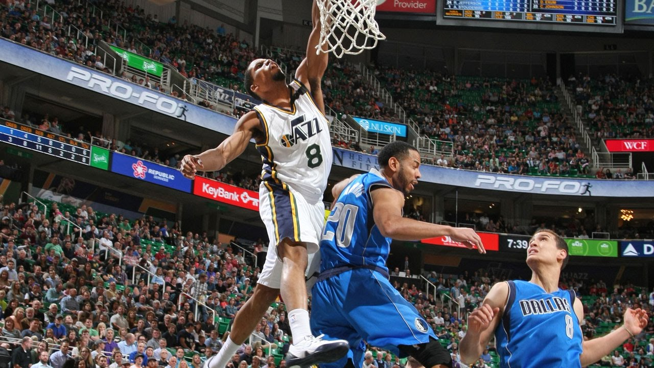 NBA D-League Call-Up Bryce Cotton electrifies in Utah!