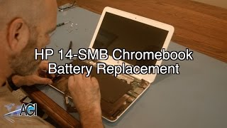 HP 14-SMB Chromebook (HP 14-G1) Battery Replacement