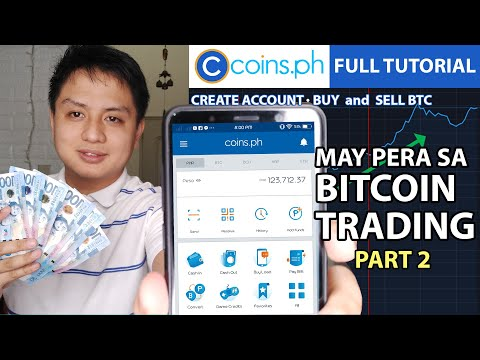 HOW TO EARN MAKE MONEY SA COINS PH -  BITCOIN TRADING FOR BEGINNERS PART2  PHILIPPINES 2020