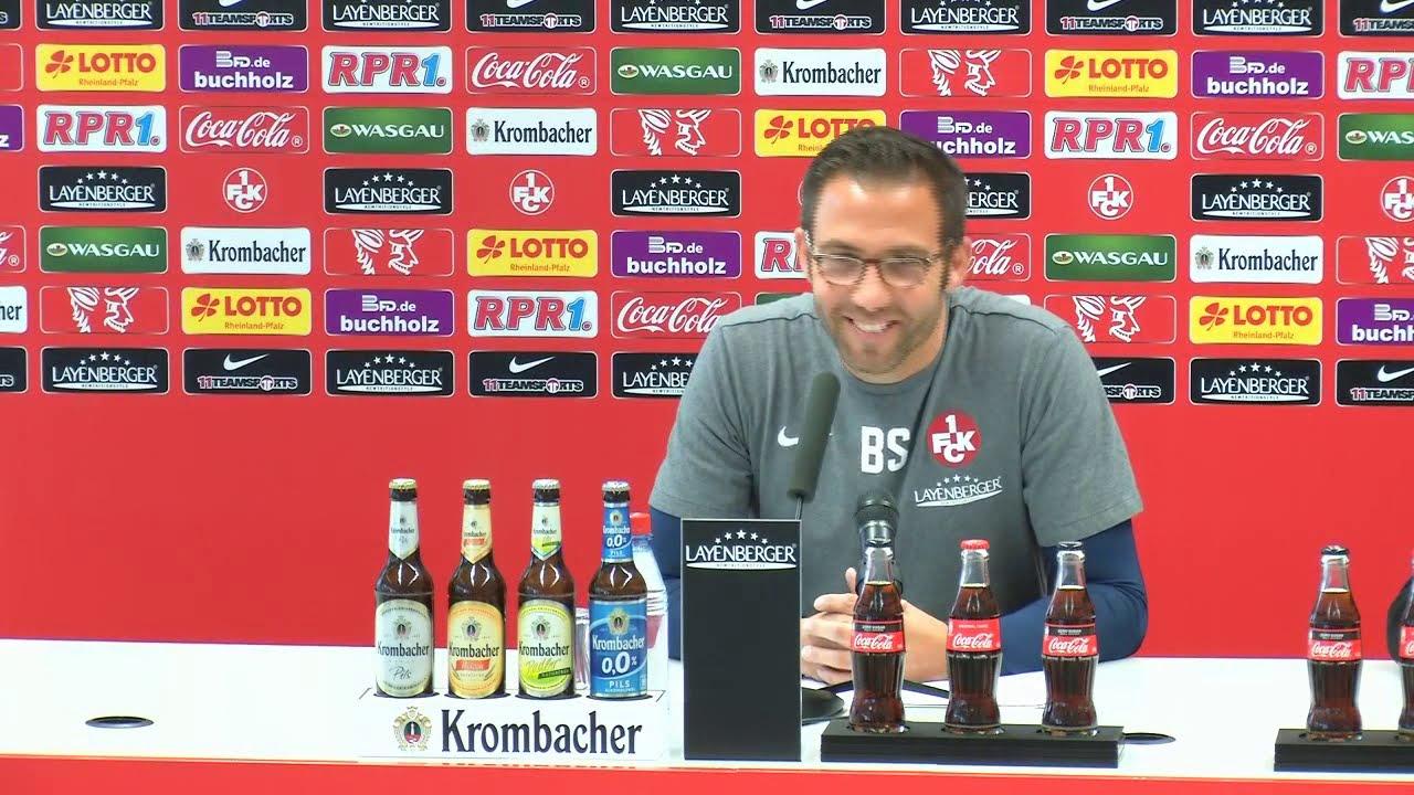 Live Pressekonferenz
