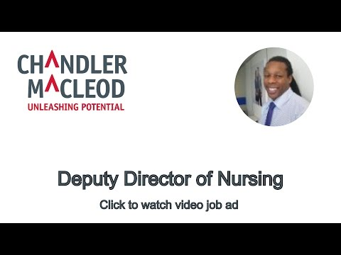 Deputy Director of Nursing
