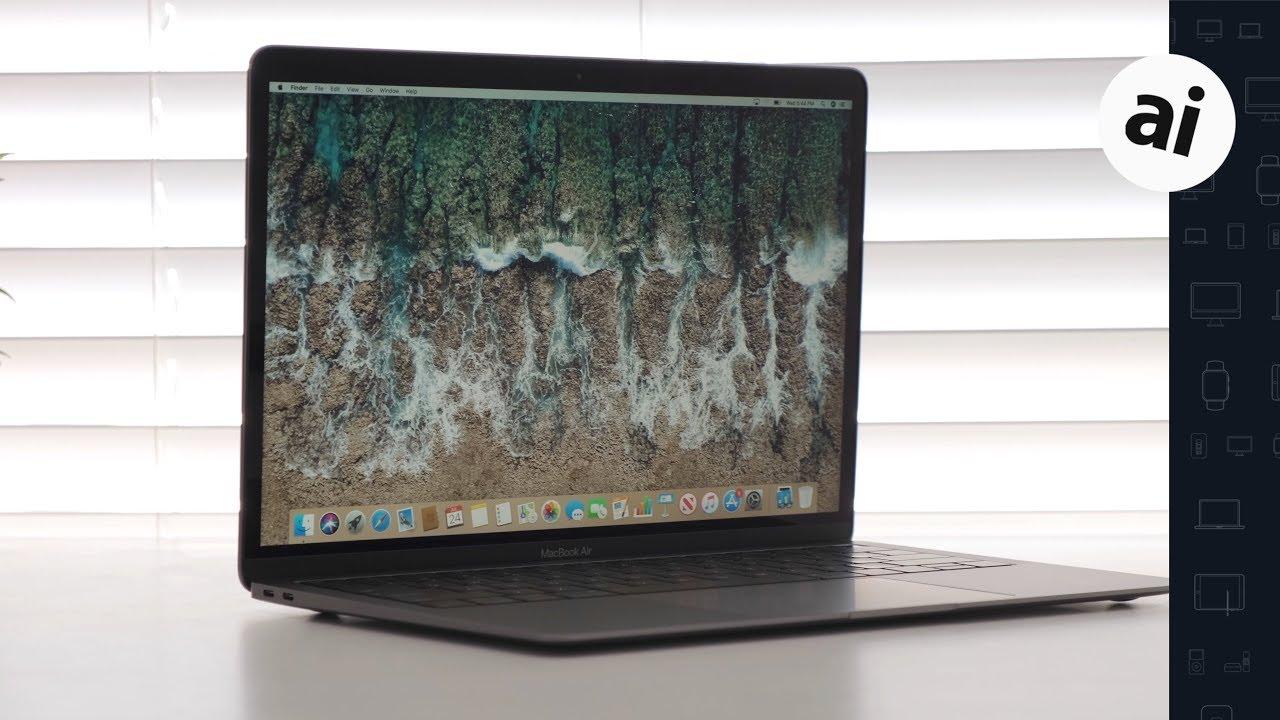 2020 MacBook Air versus the 2019 MacBook Air compared