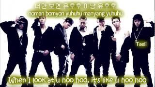 Block B - U Hoo Hoo [Eng Sub + Romanization + Hangul] HD