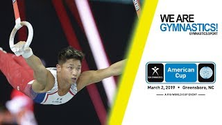 2019 Greensboro Artistic Gymnastics World Cup – Highlights men's competition