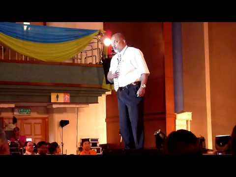 Inside Out! - Paul Jambunathan at Sunway Education Expo 2012