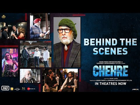 Chehre - Behind The Scenes | Amitabh Bachchan, Emraan Hashmi | Rumy J. | Anand P. | In Theatres Now