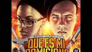 Gabo El De La Comision Ft. Kendo Kaponi - Que Es Mi Comision (Version Original)