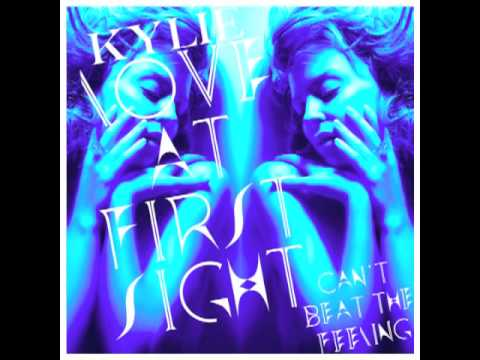 Love At First Sight/Can't Beat The Feeling (Studio Version) - Kylie!