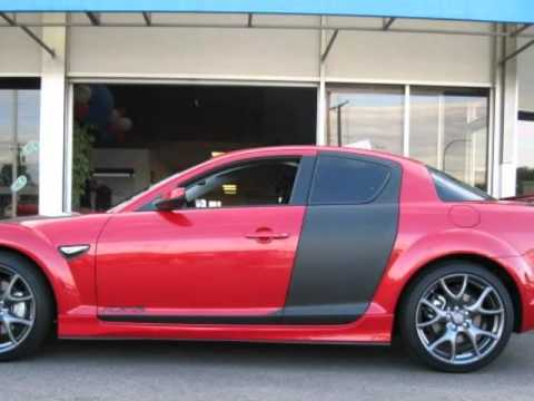 2011 MAZDA RX-8 4dr Cpe Man R3 - YouTube
