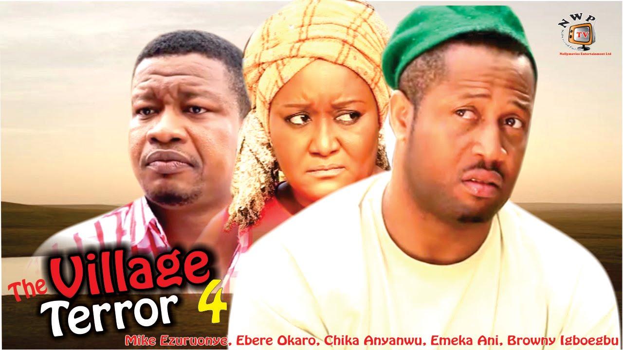 Download The Village Terror Season 4    - 2016  Latest Nigerian Nollywood Movie