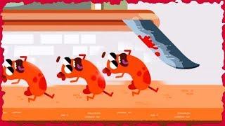 Run Sausage Run! Mobile Gameplay #1