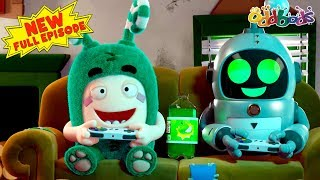 Oddbods | Nuevo | ROBOT AYUDANTE | EPISÓDIO COMPLETO | Dibujos Divertidos Para Niños