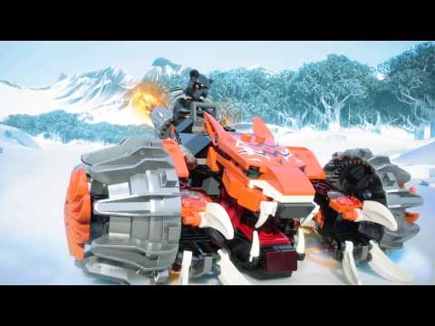 LEGO® Legends of Chima™ - 70222 Tormaks Schattenwerfer