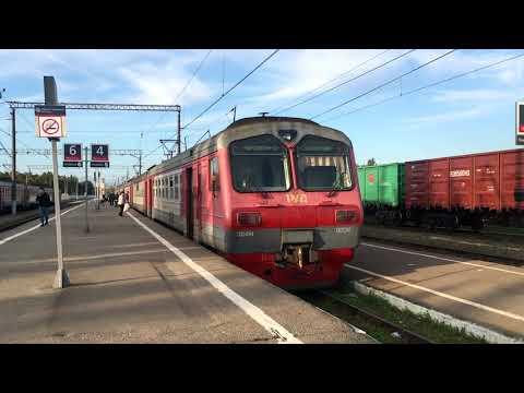 Москва-Барселона на электричках. Серия 1