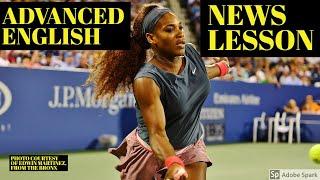 Baixar Serena Williams explodes at US open (advanced English vocabulary lesson)