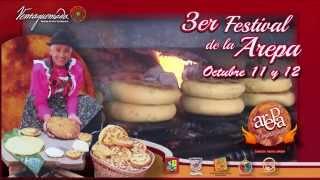 3er Festival de la Arepa Ventaquemada Boyacá