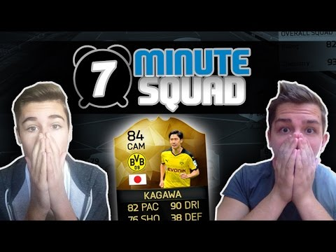 7 MINUTE SQUAD BUILDER W/ SEVENTY