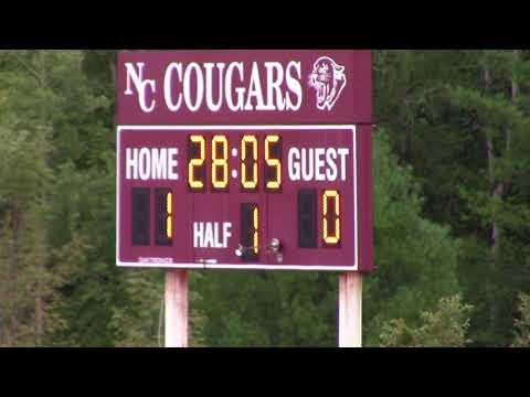 NCCS - Plattsburgh JV Boys  9-10-18