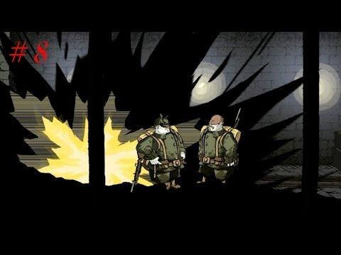 Прохождение Valiant Hearts: TGW™ — Часть 8: Траншеи