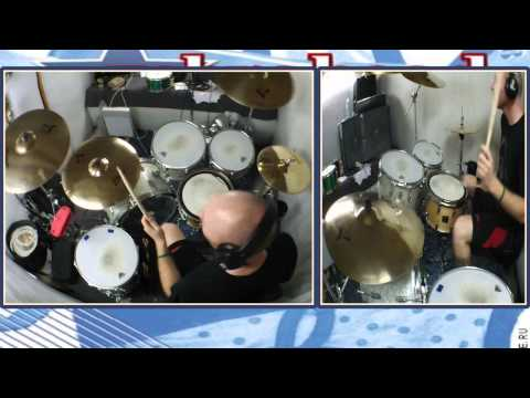 The Sweet Escape - Zebrahead Drum Cover