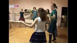 Шотландские танцы(В Нижнем Новгороде все более популярными становятся шотландские танцы. Желающих научиться их исполнять..., 2015-02-19T17:36:14.000Z)