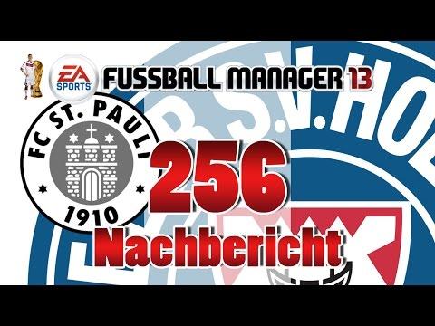 Fussball manager lets play 256 nachbericht  26 spieltag  fm lp 2014 karriere