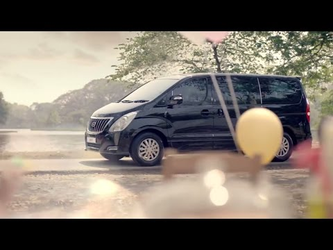 The New Hyundai MPV Series - TVC
