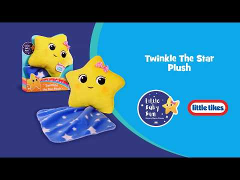 Little Baby Bum Twinkle the Star Plush | Little Tikes