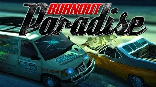 GET WRECKED! | Burnout Paradise - Part 1
