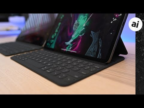 Apple's IPad Pro Smart Keyboard Folio Review: The Best, But Too Many Compromises