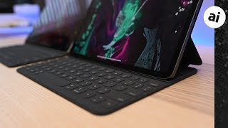 Gambar cover Apple's iPad Pro Smart Keyboard Folio Review: The Best, But Too Many Compromises