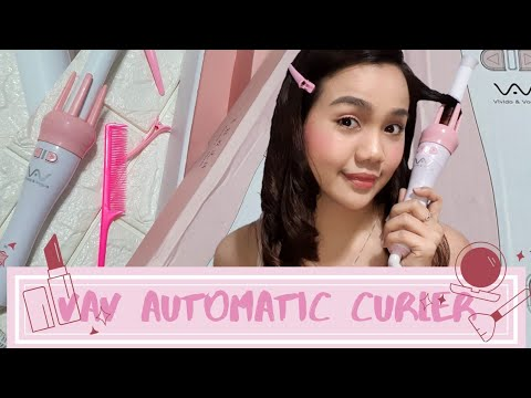 VAV AUTOMATIC CURLER REVIEW | TRENDING AND BEST HAIR CURLER