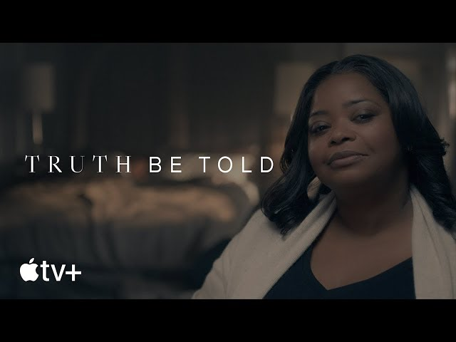 Truth Be Told - Official Trailer | Apple TV+