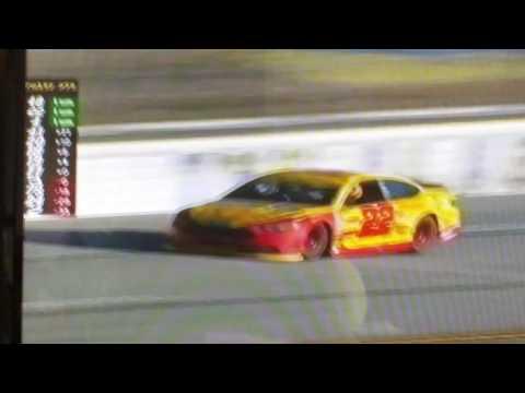 2016 NASCAR CHASE RACE #6 at TALLADEGA - Joey Logano Wins