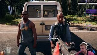 Far Cry 5 - Вторая локация (Иаков). Однообразный фарм продолжается! #2