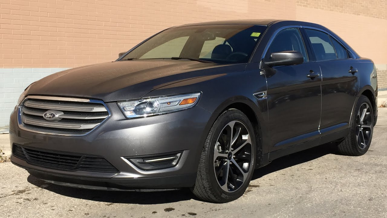 2014 ford taurus sel awd moonroof voice activated navigation alloy wheels amazing value youtube