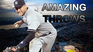 MLB: Amazing Throws Part 1